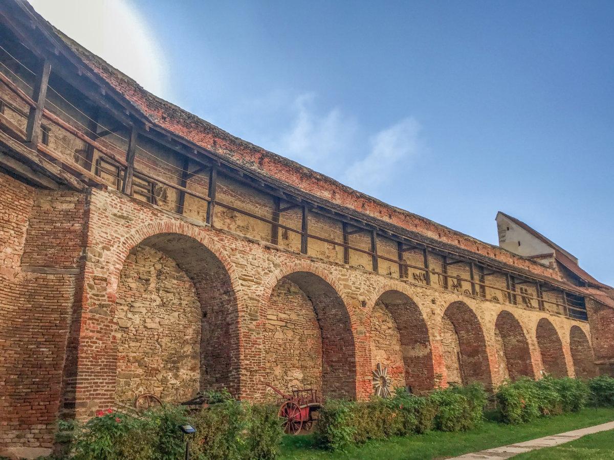 Biserica Fortificată Moșna