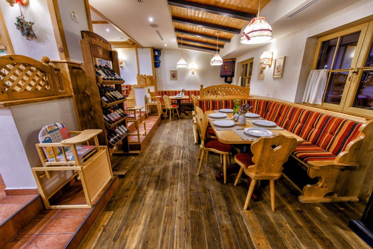 Restaurant Brandeberg