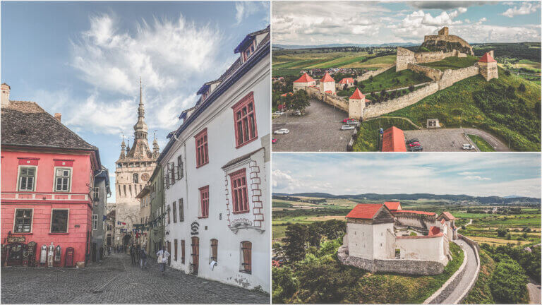 Excursie din Brasov la Feldioara, Rupea si Sighisoara