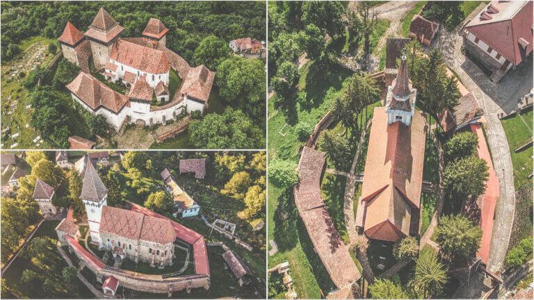 Excursie din Brasov la Viscri - Crit -Mesendorf