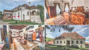 Excursie din Brasov in Tinutul Conacelor. Vizita la Castelul Kalnoky din Miclosoara si Muzeul Haszmann Pal din Cernat