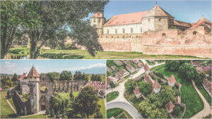 Excursie la Cetatea Fagarasului, Biserica Fortificata Cincsor si Manastirea Cisterciana Carta