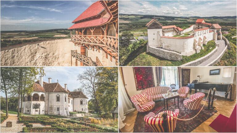 Excursie la Cetatea Feldioara, Castelul Kalnoky si Muzeul Vietii Transilvanene din Miclosoara.